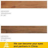 Inkject Wooden Touching Rustic Porcelain Tile for Floor and Wall Wd91509 150X900mm