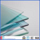 고품질 공간은/중국에서 착색하고/색을 칠한 안전 PVB 박판으로 만들어진 유리