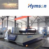 Cortadora de alta velocidad del laser de la fibra con el sistema del CNC