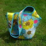 Мешок Tote пикника, изготовленный на заказ мешок охладителя пляжа печатание неопрен изолированный (BC0072)