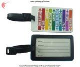 Étiquette de bagage de 2014 coutumes pour le sac de bagage (YH-LT002)