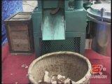 Mini aceite vegetal combinado que hace la máquina (YZYX70ZWY)