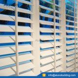 Bauholz-Fenster-Luftschlitz-Blendenverschlüsse