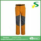 Pantaloni casuali rampicanti antivento dei pantaloni di migliori colori di qualità due
