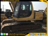 Excavador usado PC200-6, excavador usado de KOMATSU PC200-6 (KOMATSU PC200-6) de la correa eslabonada de KOMATSU