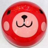 多彩なカスタマイズされたPVCサッカーボール、膨脹可能なおもちゃの球