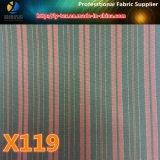 Tessuto dei prodotti di contanti della banda del poliestere per il rivestimento del rivestimento (X118-120)