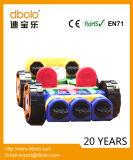 Jouets de construction en plastique de bloc de Deforme de gosses du jouet DIY de robot d'ABS neuf en gros de véhicule