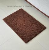 Rote Farben-Chenille-Kurzschluss-Stapel-Tür-Matte