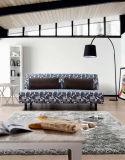 ソファーベッド付きの小ぎれいな、現代様式