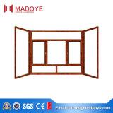 Indicador de vidro do Casement do frame de alumínio do projeto simples de estilo chinês