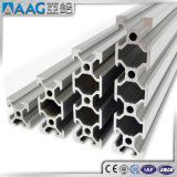 T 슬롯 알루미늄 또는 알루미늄 생산 라인 단면도
