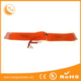 placa quente flexível de borracha de 220V 10kw Flatnes Slicone