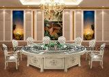 壮麗なホテルの家具の宴会表