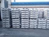 Alto lingote 99.9 del aluminio del lingote 99.7 de Quliaty Aliuminium directo del precio de la fábrica en el mejor de los casos