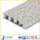 Super Thin Stone Aluminum Honeycomb Panel for Wall Cladding