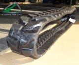 Piste en caoutchouc d'excavatrice de machines de construction (230X48)