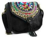 Essai du sac BSCI d'unité centrale de sac de bride de sac de broderie de la mode de Ladys (CB-1609161)
