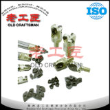 Het Stevige Carbide van de Schouder van het Carbide van het wolfram schroef-in de Adapter van het Malen