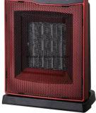 calefator 1500W cerâmico com calefator de ventilador