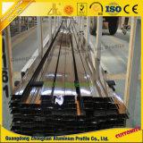 L'aluminium ISO9001 personnalisé a expulsé pour le guichet en aluminium et la porte