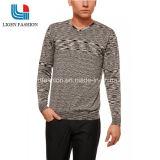 고품질 100%년 면 남자의 스웨터