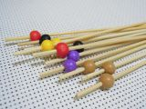 Eco natürliche Bambusfrucht-Aufsteckspindel/Stock/Auswahl (BC-BS1060)