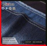 Pique dentro de tricô Tecido de denim para t-shirt e calças