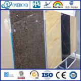 Onebond Stone Honeycomb Panel pour Décoration d'Intérieur