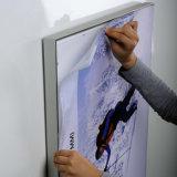 額縁の写真フレームアルミニウムポスターフレームの広告