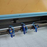 Cortador eficaz estupendo del laser con tres pistas 100W (JM-1590-3T)