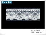 Het In orde maken van het Kant van de Polyester van de Fabrikant van China voor de Kleding van Vrouwen