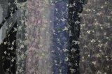 Elegance Tejido de encaje con bordado