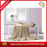 安いフランネルの羊毛毛布の工場中国
