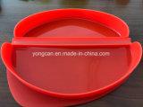 マイクロウェーブオムレツの炊事道具の容器