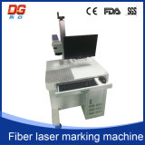 Горячая машина 50W маркировки лазера волокна типа