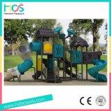 Скольжения пластмассы оборудования спортивной площадки игры малышей установленные напольные (HS09701)
