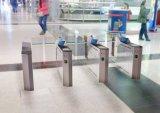 Porta automatizada controle de acesso para o metro/estação de autocarro