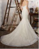 2017 vestidos de casamento nupciais frisados Ctdwd1709 do laço