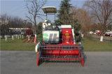 ヘッダ2.2mが付いている二重脱穀シリンダークローラーコンバイン収穫機