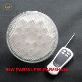 40W PAR56 lámpara LED reemplazar bombilla de halógeno de 300W de la natación