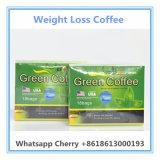100%の自然で最もよい分け前のHearbalの緑の細くのコーヒー及び茶