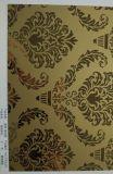 Feuille décorative d'acier inoxydable de couleur de Ti-Or gravure pour le matériau de construction