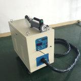 Het Verwarmen van de Inductie van China Handbediende Machine voor het Ontharden van de Pijp van het Staal
