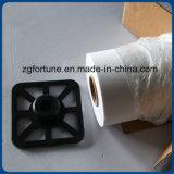 Lona solvente del algodón de la inyección de tinta de la alta calidad impermeable para la impresión de Digitaces