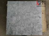 Mattonelle di pavimento di marmo grige cinesi di Carrara per il rivestimento parete/della pavimentazione con la pietra cinese di origine