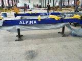 Alpinaのブランドの保証18か月5.5の上昇トン4の郵便車の
