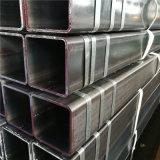 Tubazione strutturale del quadrato nero di ASTM A500 gr. B S235jr con la superficie dell'olio