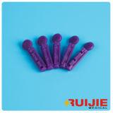 Desechable torcedura Médico Top Sangre Lancet, plástico Sangre Lancet