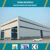 Hecho en China Q235 que procesa la estructura de acero